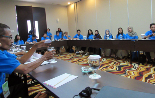 2nd Annual Meeting: Scorpion to Expand Programmes in Eastern Indonesia (March 11, 2017)