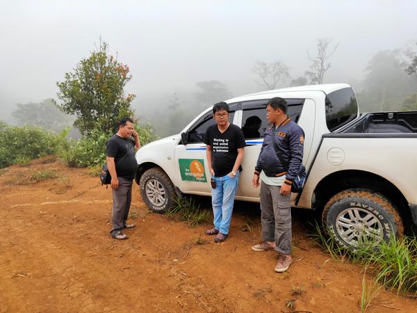 Joint Patrol Continues at Aek Latong - Sipirok (November 10, 2019)